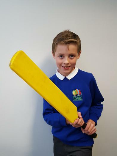 Cricket King!