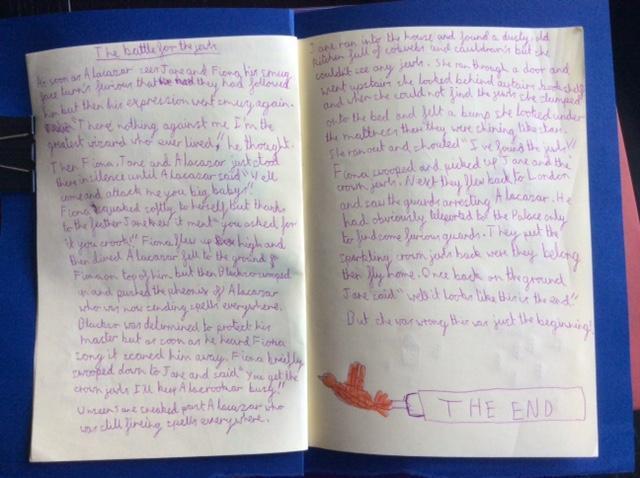 Elisabeth's story 5