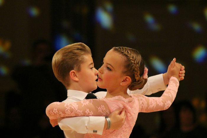 Sophia-World Dance Championships. 4th in Ballroom!