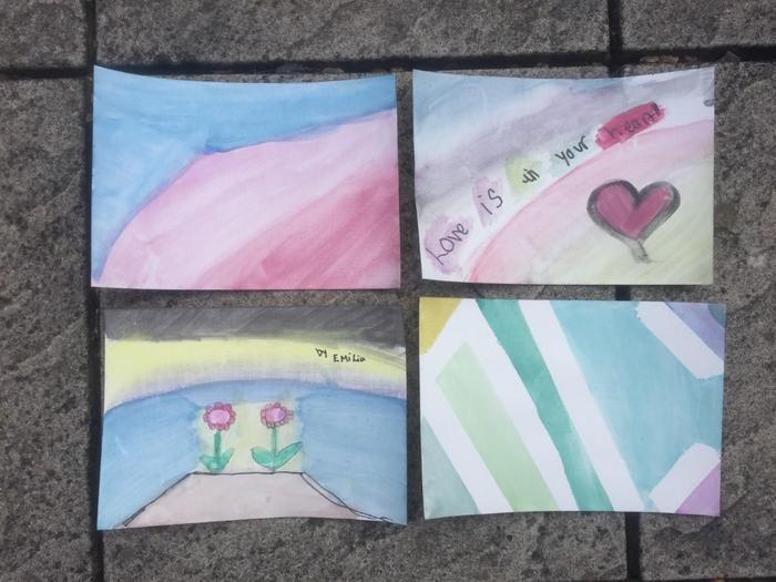 Emilia's Watercolour Paintings