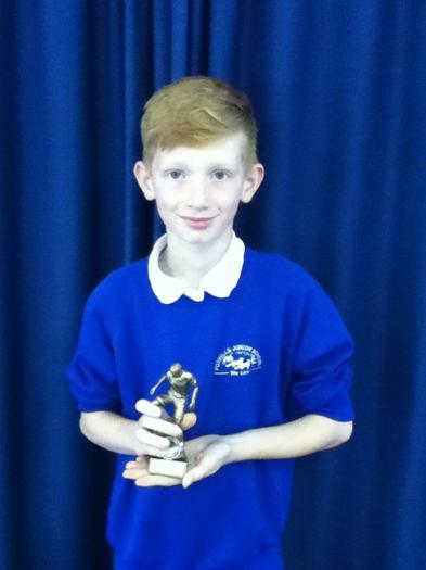 Adam Newman (4MG) Fair Player of the Year !