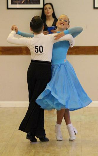 From the Quick Quick Slow Dance competition