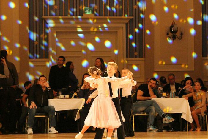 Sophia-World Dance Championships in Paris, France!