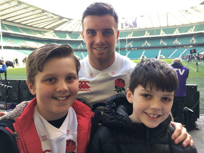 Rugby Heroes #1