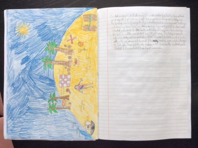 Elisabeth's desert island description