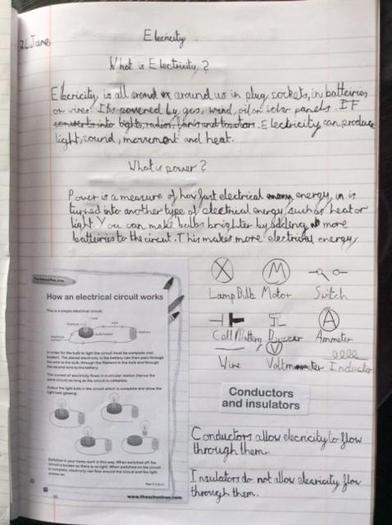 Elisabeth's science 2