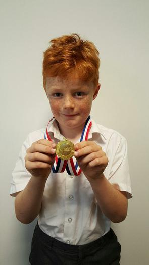Declan-3BE-'GOALS' football competition winner!