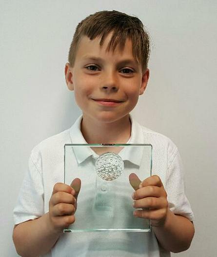 Lewis - Willow Tree Golf award - 1st!