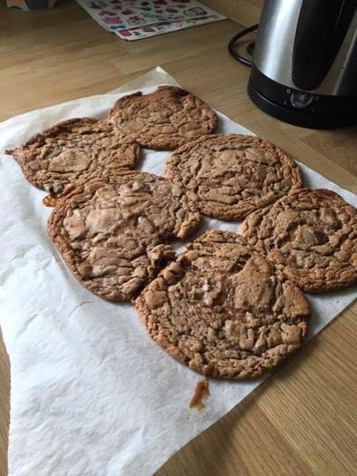 Rosie's cookies!