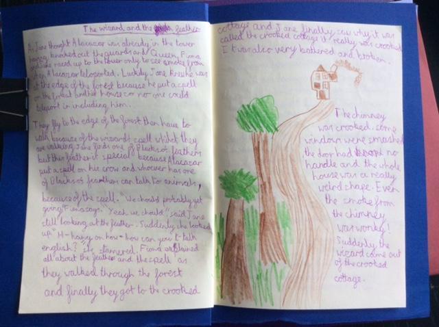 Elisabeth's story 4