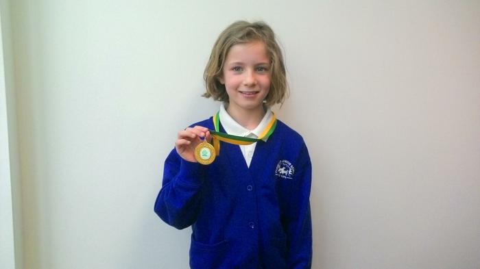 Martha (4HS) - Pace Football Team player!
