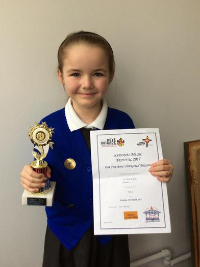 Emma - National Music Festival Winner!