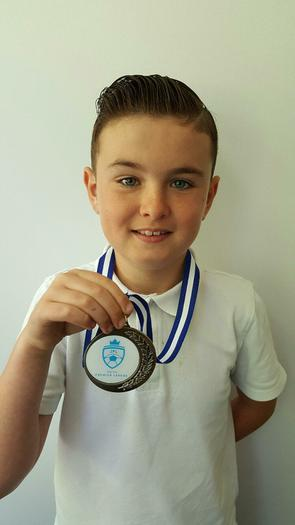 Will - Junior Premier League medal - Runners up!