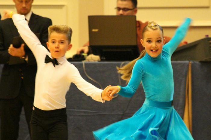 Sophia-World Dance Championships. 5th in Latin!