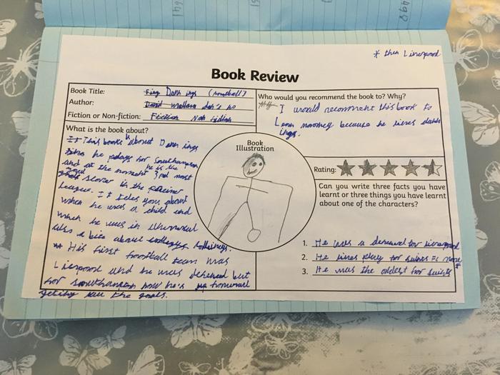Liam's book review