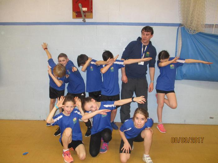 Our Awesome Athletics Team (upper school)