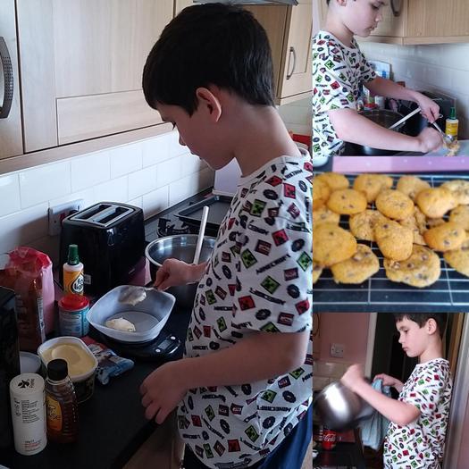 Lewis's cookies!
