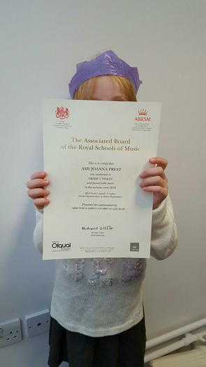 Violin Award