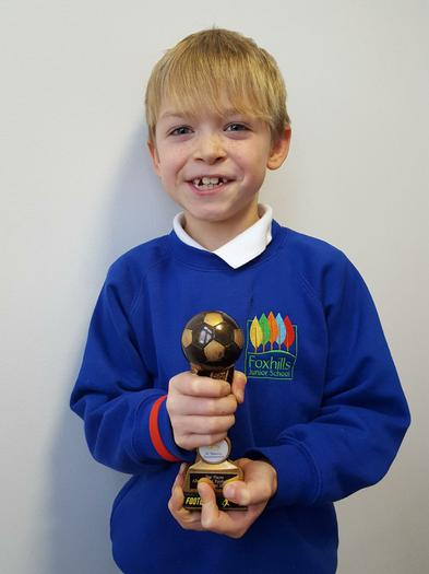 More football awards!