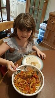 Mexican night with Jorja!
