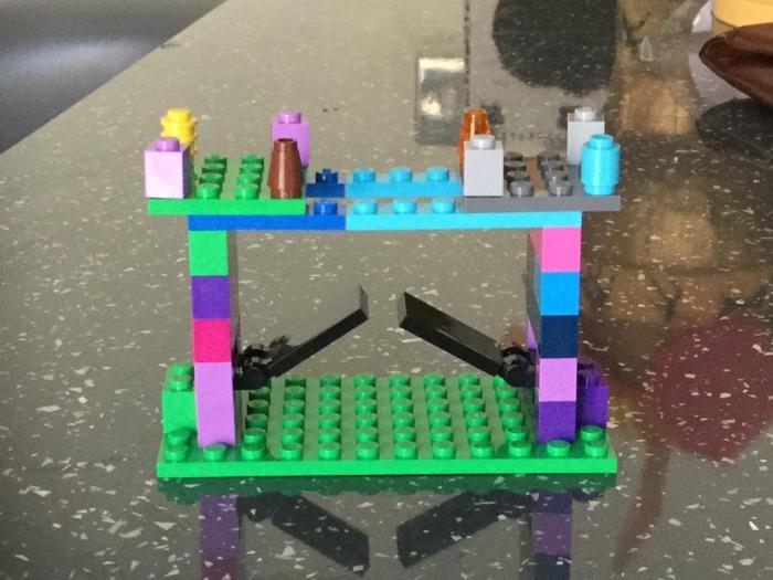 Felix's Lego creation!