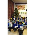 Happy Y5 and Y6 children!