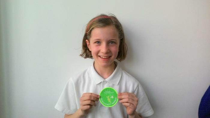 Martha (4HS) - British Gymnastics Award - L4!