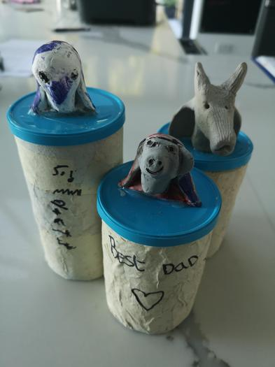 Alex (3EU) canopic jars