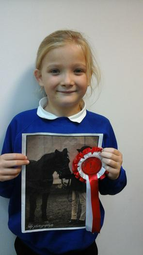 Helena: Manor Equestrian Centre -1st place