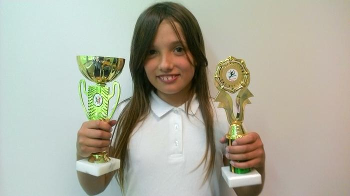 Courtney (Y6) - Dancing Awards!