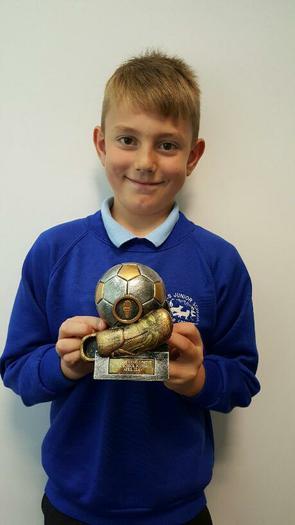 Jay (4NH) - Football Award for his skills