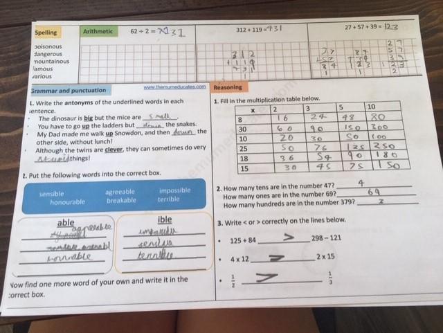 Austin's Maths