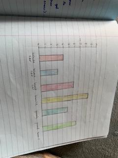 Alys's maths work