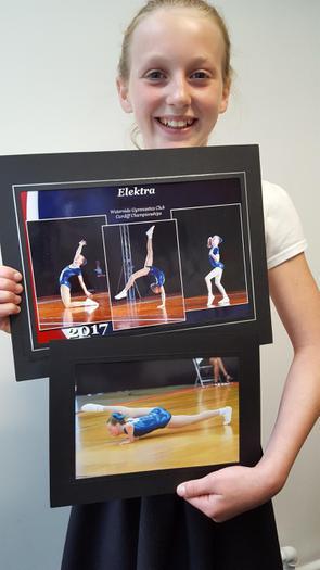 Elekra - Gymnastics Championship!