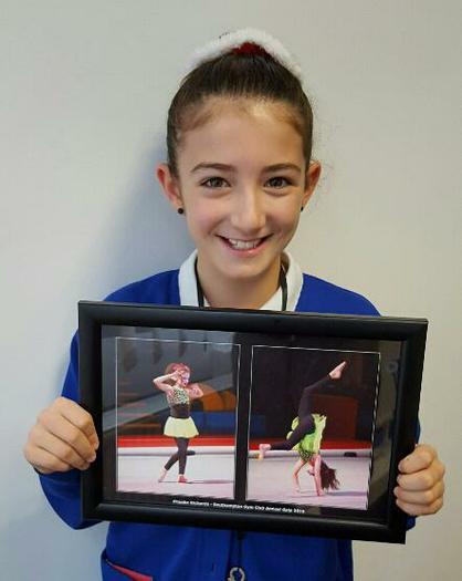 Phoebe - Southampton Gymnastics Club Annual Gala