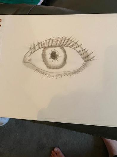 Molly's amazing drawing 2