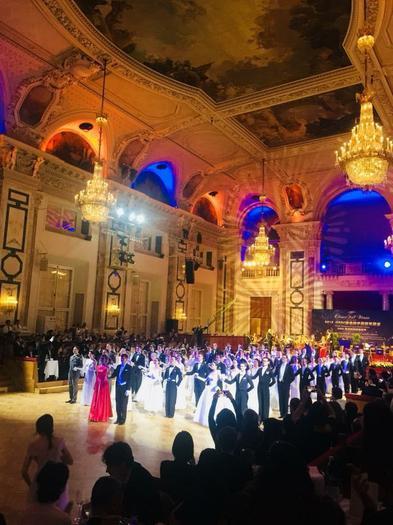 The Vienna Ballroom
