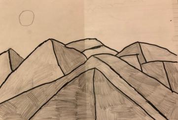 Samson's landscape