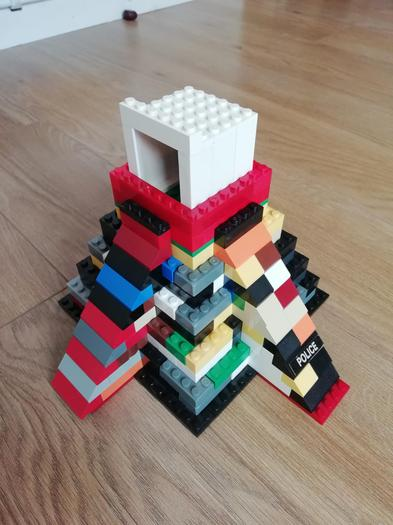 James built a Maya temple