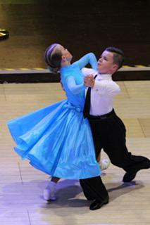 Semi-finalist in Ballroom (1 point from finals!)