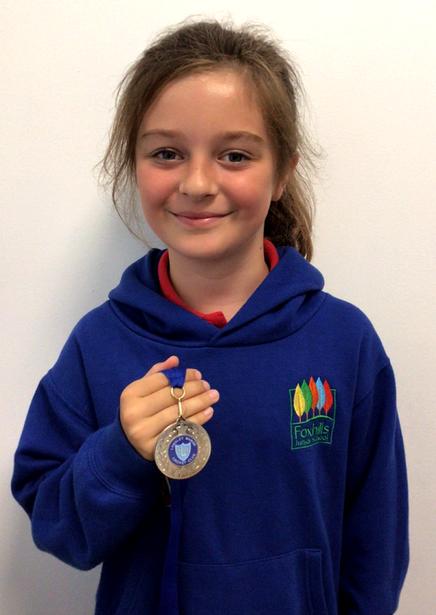 Langley Manor cricket medal
