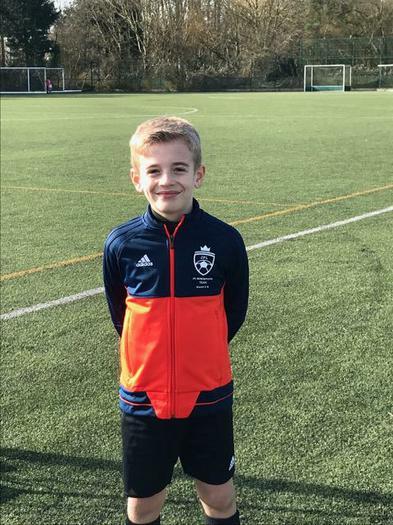 South Coast Junior Premier League Squad member