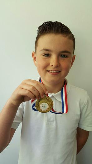 Will : Charity Tournament medal!
