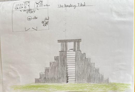 Tom G's Maya Temple