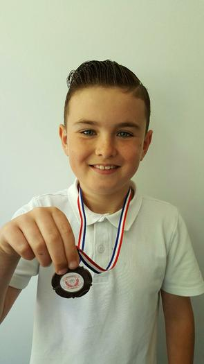Will - Ringwood FC : participation award!