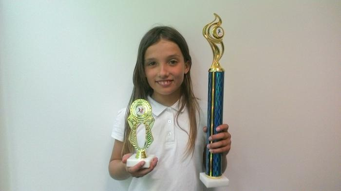 Courtney (Y6) - MORE Dancing Awards!