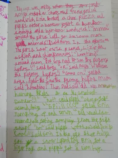 Aoife's story part 3