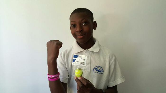 Christopher (6HS) TENNIS: Reading: 1st!