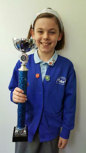 Jessica - Reading Street Dance 2nd place!