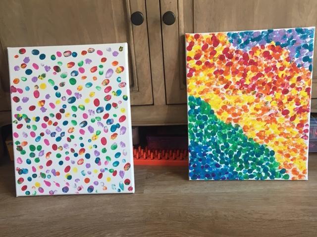 Bethany's art!